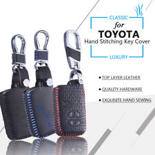 Key Chains for Toyota Camry Highlander Crown Prado Land Cruiser Vitz Prius Cover
