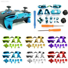 81E2 Gamepad Controller Buttons Bumper Trigger Repair Parts +Tools For Xbox One