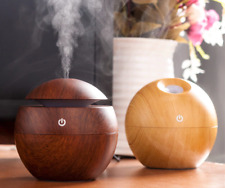 Aroma Essential Oil Diffuser USB Ultrasonic Cool Mist Humidifier Air Purifier
