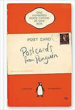 Postcards From Penguin 100 Book Jackets in One Box 9780141044668