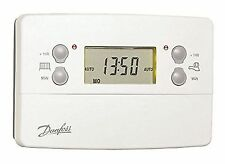 Danfoss FP715si 2 Channel Time Clock Full Programmer 087N789800..all Papers