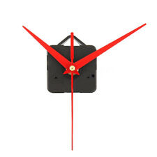 Wall Clock Quartz Movement Mechanism With Hands DIY Replacement Repair Part Set