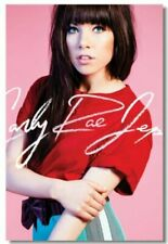 Poster Carly Rae Jepsen Call Me Maybe Art Wall Cloth Print 206