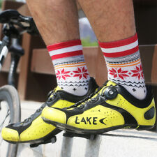 Mens Womens Cycling Sport Socks Feet Breathable Wicking Socks Compression Socks