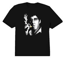 Scarface Tony Montana Smoke T Shirt All Sizes