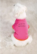 Casual Canine DOES THIS SHIRT MAKE ME LOOK FAT Dog Tee T-Shirt Cotton