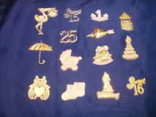 24 Capias little  charms wedding shower baby favors #2