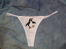 Penguin Underwear Jessica Alba in Good Luck Chuck Thong