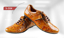 """CIPO & BAXX PARTY SHOES S-504 - """"YELLOW SNAKE"""""""