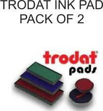 TRODAT SWOP REPLACEMENT INK/STAMP PAD PK OF 2 FOR PRINTY RUBBER STAMPS RANGE