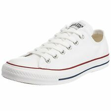 Converse All Star Chuck Taylor Ox White Unisex Trainers Shoes