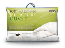 Luxury Soft As Down Hotel Quality King Bed Size Microfibre Duvet Quilt 225 x 220