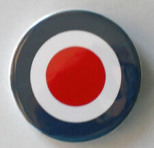 Target Button Badge, Mods, The Jam, Scooters, Weller  25mm  or 38mm  Badge