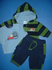 Boys 3pc Winter Outfits Little Me 3M Childrens Place 3-6M Fisher Price18M, 24M