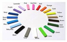 100 smooth peel and stick Non Slip grips Liners no slip bows hair clips 20 color