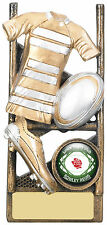 Man of the Match Rugby Union Award Rugby League Trophy - Free Engraving