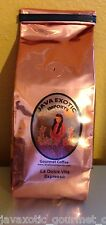 BEST GOURMET COFFEE ESPRESSO WHOLE BEAN PREMIUM FRESH ROASTED JAVAXOTIC 12oz