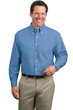 S606 Port Authority Classic Oxford Button Long Sleeve Shirt