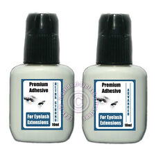 ADHESIVE GLUE ADVANCED OR ULTRA STRONG 10ML ★ EYELASH EXTENSIONS ★ MADE IN EU ★