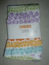 Gymboree BUTTERFLY BLOSSOMS Flower Floral Stripe Leggings Pant NWT 2T