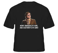 Retro Classic Movie - Big Trouble In Little China - Henry Swanson T Shirt
