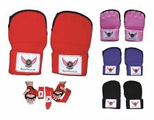 Boom Pro Boxing Gel Gloves Hand Wraps,Grapling,MMA UFC Punch Bag Training Gloves