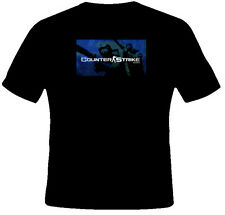 Counterstrike Classic Video Game T Shirt