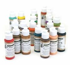 Scarlet Colors Exterior Water Based Wood Dye Deck Stain Pigment , 20colours/2oz