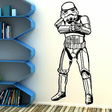 STORM TROOPER Star Wars VINYL WALL ART STICKER
