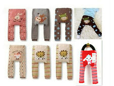 HOT Cute Baby Toddler Infants Animal Tights Leg Warmer Socks PP Pants 12 Styles