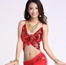 Butterfly Top Belly Dance Costume Top Bra 10 Colours