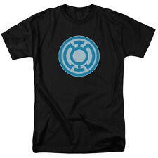 Green Lantern Blue Symbol Officially Licensed Adult Shirt S-3XL