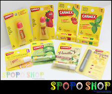 Carmex Ultra Moisturizing Lip Balm / Stick / Conditioner Various Flavors SPF15