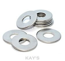 A2 Stainless Steel Form C Washers M4,M5,M6,M8,M10,M12