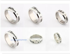 BIGBANG BIG BANG KPOP G-DRAGON TOP DAESUNG SUNGRI TAEYANG RING FREE SHIPPING