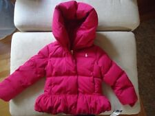 NWT RALPH LAUREN TODDLER DOWN JACKET SIZE 9 OR 12 MONTHS
