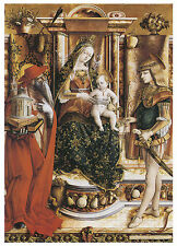 Madonna of the Swallow, c.1490- Carlo Crivelli - Art on Canvas