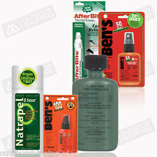 Outdoor/Indoor Insect Repellents - Long Lasting, Effective, Protection, Relief
