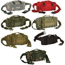 Tactical MOLLE MODULAR DEPLOYMENT BAG, Waist/Carry Pack