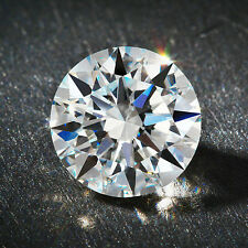 10mm Flawless Grade AAAAA Cubic Zirconia Loose Round CZ Stone Lot