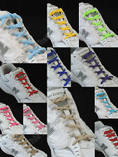 BUY 2 GET 1 FREE - Round, Flat or Oval Shoelaces Athletic StringsTennis Sneaker