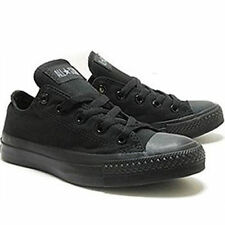 CONVERSE CHUCK TAYLOR AS CORE OX All Black M5039 All Star Sneakers Men / Women