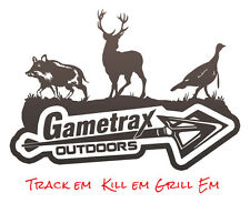 Gametrax Outdoors Bowhunting t shirt,compound bow,Turkey,deer,hog,bow hunter,