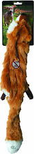 Spot Skinneeez  Stuffing Free Roadkill Dog Toy Fox, Small, Large and Giant