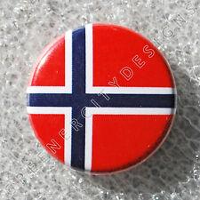 E6 - Flag of Norway - Norwegian European Scandinavia