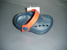 Ex Chainstore Baby Boy Navy Hard Wearing and Light To Wear Clogs