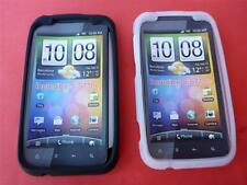 HTC Incredible S S710e Silicone Case - 2 Colour Available
