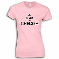 Made In Chelsea Womens Tshirts British Reality Soap