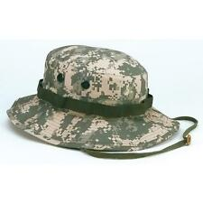 Mens Military Hat - Boonie Hat, ACU Digital Camo by Rothco