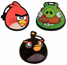 NEW ANGRY BIRDS GAME PORTABLE CUSHION PILLOW LAPTOP TRAY READING BREAKFAST TABLE